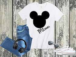 Traditional Mickey Mouse Tee